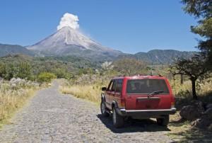 Volcan de Fuego, near Colima