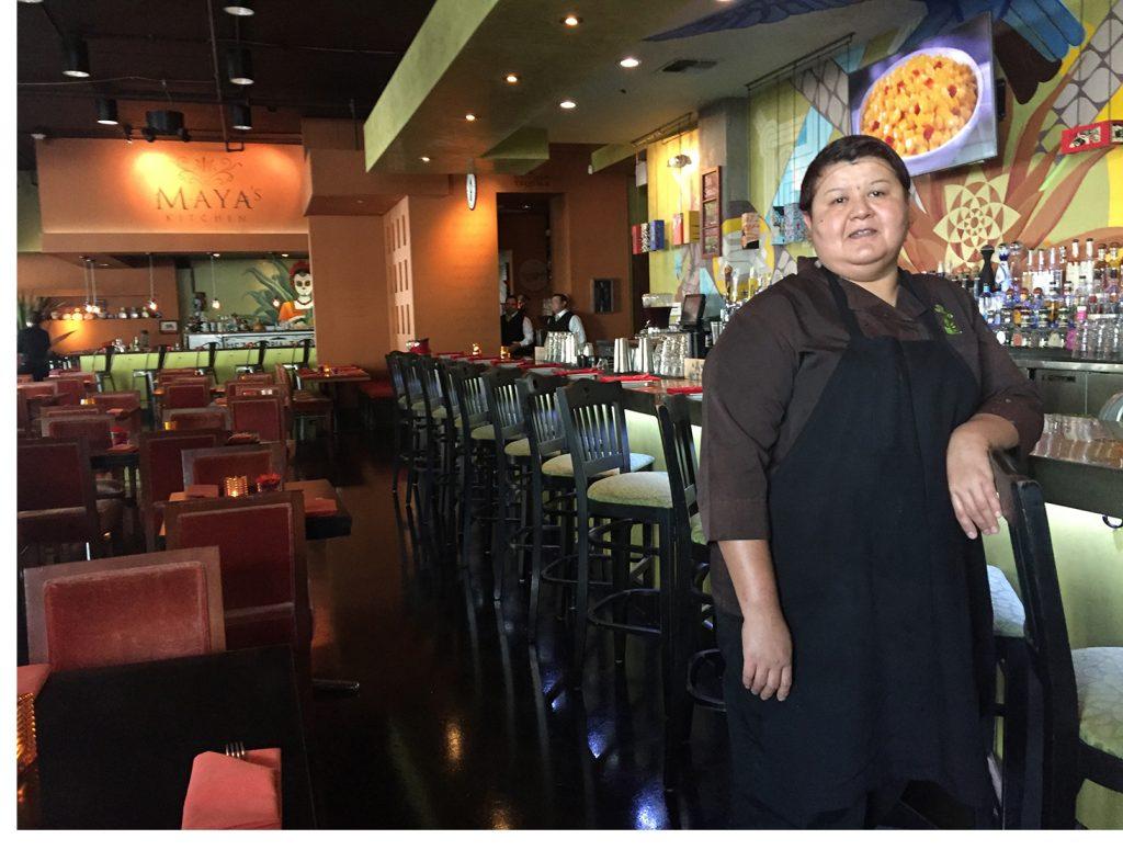 Mayahuel's Chef Coco Mondragon