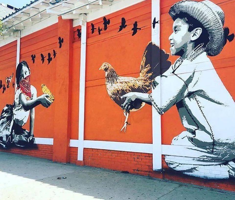 mayahuel-guelaguetza-mural